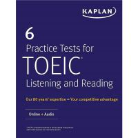 6 Practice Tests for the TOEIC 2019-2020 托业