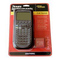 德州仪器TI-89 Titanium图形计算器 编程SAT/AP考试