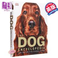【中商原版】狗狗百科全书 英文原版 The Dog Encyclopedia DK 全图解养狗参考工具书