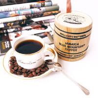 Wallenford原装进口 牙买加蓝山咖啡豆227g 木桶装 100%蓝山