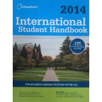 International Student Handbook 2014: All-New 27th Edition【英