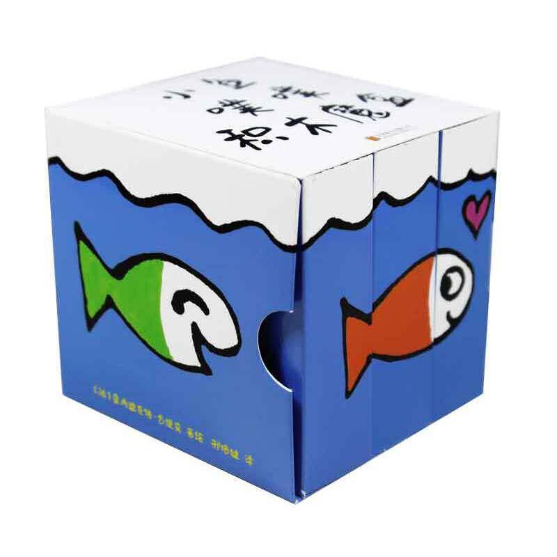 小鱼噗噗积木魔盒1.篇幅短小,故事生动有趣。 2.情感互动,符合孩子成长期性格特点。 3.开本精致,便于随身携带。