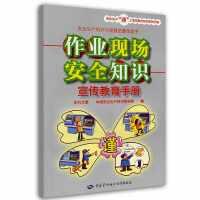 作业现场安全知识宣传教育手册 安全生产月推荐用书