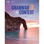 Grammar in Context 3: Student Book/Online Workbook,Grammar