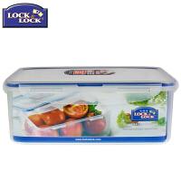 乐扣乐扣保鲜盒 2.6L厨房用品冰箱食品储物盒杂粮盒HPL826