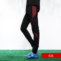 儿童足球服男长裤收小腿足球训练裤女收腿裤运动裤春夏季足球裤