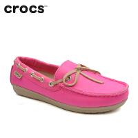 【秒杀价】Crocs卡骆驰 女式 女士卡乐彩乐福鞋|15753 女士卡乐彩乐福鞋