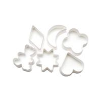 法克曼6件装饼干模 糕点模具烘培用蛋糕模具 蛋糕模具 塑料模具 5230081