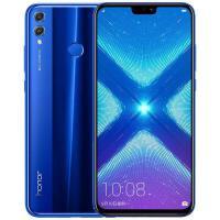 华为 荣耀8X 全网通6GB+128GB 魅海蓝 移动联通电信4G手机 双卡双待