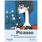 毕加索晚期艺术绘画作品集 Picasso the Late Work 大师画册画集