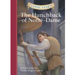 【中商原版】巴黎圣母院 英文原版 开始读经典系列 Classic Starts:The Hunchback of No