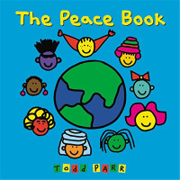 The Peace Book 和平 (ToddParr绘本)