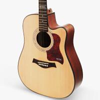40寸41寸男女学生木吉他新手乐器吉它初学者入门民谣吉他