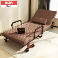 折叠床单人午睡床双人床办公室午休床家用简易床陪护床折叠床