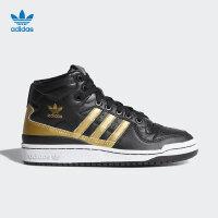 adidas Originals阿迪三叶草女子三叶草系列高帮休闲鞋D98179