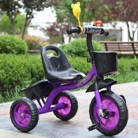 儿童三轮车脚踏车小孩单车1-3-6岁手推车男女玩具童车宝宝自行车