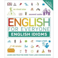 English for Everyone English Idioms: Learn and practise com