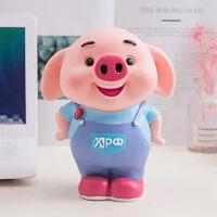 网红超萌粉色小猪存钱罐成人硬币储蓄罐防摔储钱罐送儿童创意礼物