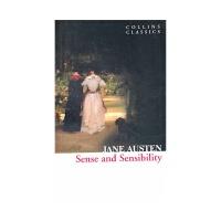 【外图原版】进口英文 现货【英文原版】Sense and Sensibility 简奥斯汀 理智与情感 原装进口 经典文