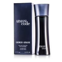 阿��尼 Giorgio Armani 印�(黑色密�a)男士淡香水Armani Code EDT 75ml