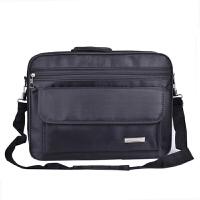 商务男包韩版单肩斜挎包新款牛津布电脑包时尚潮大容量手提公文包