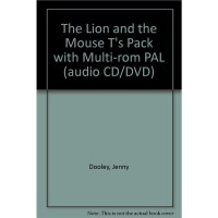THE LION AND THE MOUSE T'S PACK WITH MULTI-ROM PAL (AUDIO C