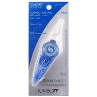 TOMBOW蜻蜓 CT-PGX5改正带涂改作业修正带/可换带5mm*6m蓝色