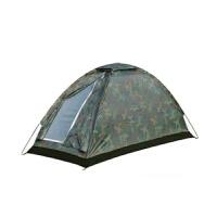 单人帐篷小户外轻1人室内迷彩防雨钓鱼单兵便携装骑行露营防水