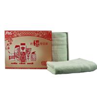 [当当自营] 宝洁 品月竹纤维毛巾(赠品)