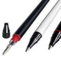 晨光金属笔中性笔0.5黑水笔签字笔商务笔刻字定制logo企业水笔学生商务礼品定制笔磨砂金属笔杆办公用品文具