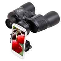 博冠公司新品 波斯猫(CAT)绣虎10X50双筒望远镜 高倍高清 微光夜视可接手机拍摄