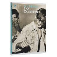 【中商原版】常青藤国际大奖小说 追逐金色的少年 局外人 英文原版 The Outsiders S.E.Hinton 苏