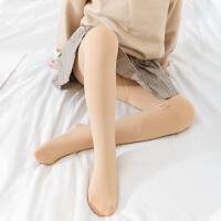 儿童连裤袜时尚春秋冬女童打底裤白色练功加绒加厚中厚跳舞丝袜舞蹈袜