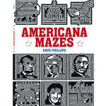 Americana Mazes (【按需印刷】)