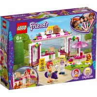 LEGO乐高积木 好朋友Friends系列 41426 心湖城咖啡厅 玩具礼物