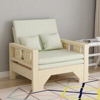 北欧沙发床坐卧两用可折叠双人多功能客厅小户型经济型伸缩床 1.8米-2米