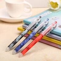 日本PILOT/百乐中性笔BL-P70 P700/ 针管考试水笔0.7MM中性笔考试签字用 0.7芯黑笔�ㄠ�笔 顺滑大墨