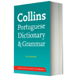 柯林斯葡萄牙语语法词典字典 英文原版 Collins Portuguese Dictionary and Gramma