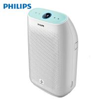 飞利浦(PHILIPS)空气净化器 AC1210/00 家用室内办公室卧室婴儿房除甲醛除雾霾PM2.5异味空气净化器