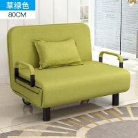 小户型客厅沙发床可折叠床布艺躺椅午休床单人床午睡床隐形床