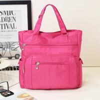 旅行包女行李包男大容量手提包休闲短途旅游包折叠旅行袋妈咪包袋 中