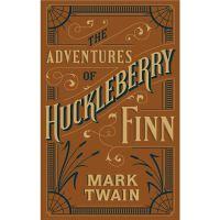 哈克贝利芬历险记 英文原版 The Adventures of Huckleberry Finn 马克吐温 汤姆索亚历
