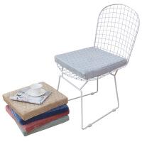 冬季海绵加厚坐垫椅子垫保暖办公室学生增高椅垫子汽车座垫餐椅垫
