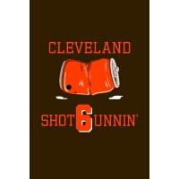 【预订】Cleveland Shotgunnin': Funny Shotgun Formation Football