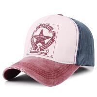 新款帽子韩版潮男女士情侣帽休闲运动棒球帽时尚秋冬季户外鸭舌帽