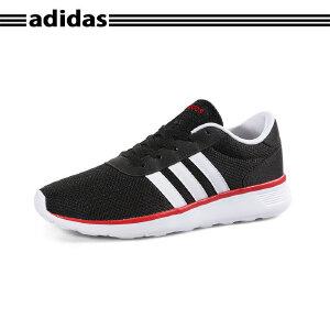 【新品】Adidas LITE RACER 运动跑步休闲男鞋 AW3866