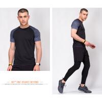 【低价直降】361度男装t恤夏季透气跑步运动T恤361短袖T恤衫舒适透气男装上衣