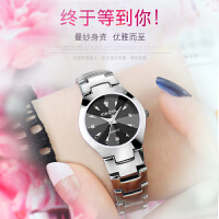 韩版时尚潮流手表女学生简约夜光休闲男表情侣手表