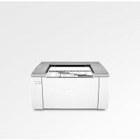惠普/HP M106W黑白激光打印机 家庭小型学生家用A4无线wifi办公