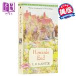 【中商原版】霍华德庄园 英文原版小说英文版 Howards End 外国进口经典文学作品